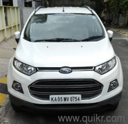 38 Used Ford Ecosport Cars In Bangalore Second Hand Ford Ecosport
