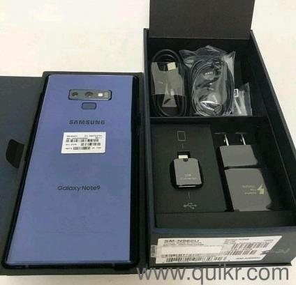 Call Or Video Call 73478-47467 High quality USA made Samsung Galaxy note 9  Clone