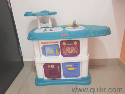 It Is Fisher Prices Grow With Me Kitchen Set