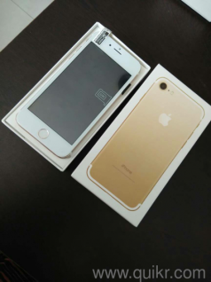 IPhone 7 128gb South Korean made copy with iOS 11 ,4G, 3D touch and HD  camera  Cash on delivery available   Call or msg on Quikr byclicking on a