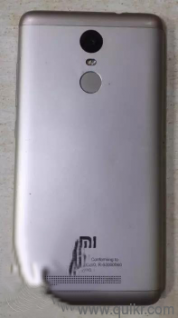 Xiaomi Redmi Note 3 ProProcessor In Sector 126