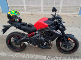 Kawasaki Er6n Find Best Deals Verified Listings At Quikrcars In
