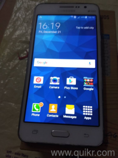 Samsung Grand Prime Duos 4g Mobile In Aarey Milk Colony Quikr