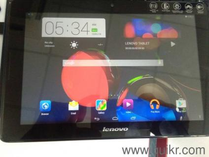 Model-LENOVOA7600 online price 16000 but will give 6500 good condition  10 5inches display 2gb ram