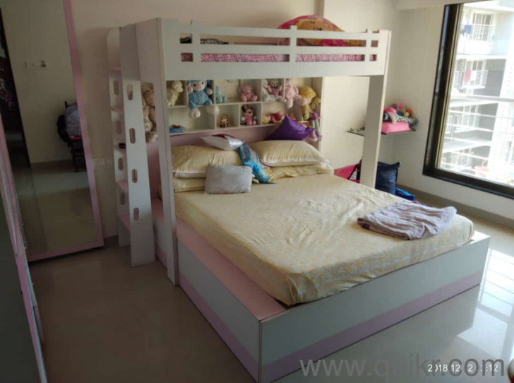 Bunk Bed For Kids Room Adult Can Also Sleep With Mattress For Sale