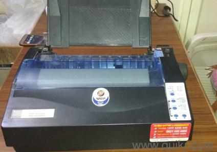 Wep Dot Matrix Printer  2 yrs old but not used