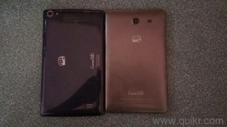 Two micromax tabs+one samsung mobile