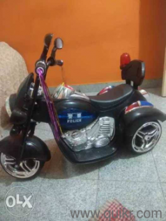 Imported chargeable Kids tricycle with MP3 player, LED lights, Attractive  design and many more featuers