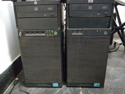 HP Server ProLiant ML110 G7 and G6 for sale  These are like never used  Had  purchased to some purposes and that idea were dropped  So, it was kept