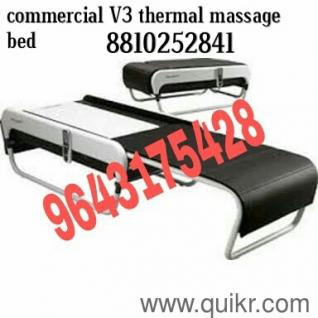 @@9643175428 WE HAVE WIDE RANGE OF V3 PLUS THERMAL THERAPY MASSAGE BED  KOREAN ADVANCE TECHNOLOGY WITH 2 YEARS WARRANTY FREE DELIVERY ALL INDIA