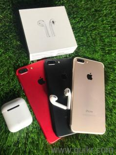 Apple IPHONE 7 PLUS 128GB DUBAI HIGH GRADE CLONE 1st COPY AAA VERSION  AVAILABLE IN LOWEST PRICE COD AVAILABLE ALL OVERALL INDIA