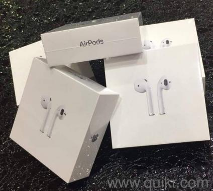Apple Airpods Back in Stock Sealed Pack