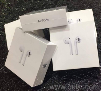 Apple Airpods Back in Stock Sealed Pack With Flipkart Bill 1 year warranty  100% genuine Grab fast before stock out We also deal in SALE AND PURCHASE