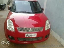 6 Used Maruti Suzuki Swift Cars In Karimnagar Second Hand Maruti