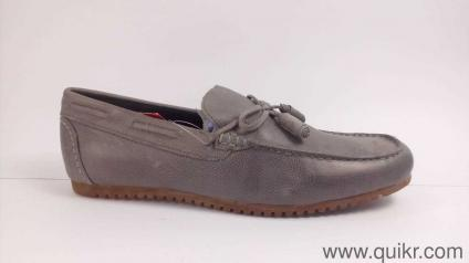 f9aeaccac0 BATA Men s Connor Grey Boat Shoes - 7 UK India with replacement guarantee.