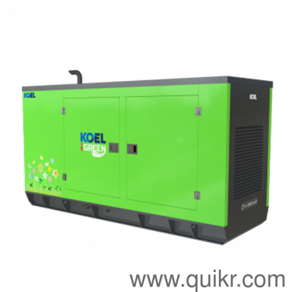 Commercial Industrial Kirloskar GenSets are available in Greater Noida