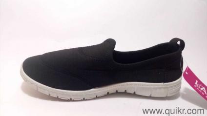 28fdc0d7409f1 Lavie Women s Black Sneakers-4 UK India (37 EU)(FZFK686019N)