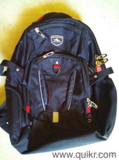 8fa55d9297 High Sierra Elite 17-inch Black Laptop Backpack(30lts)-NEW. Brand New Home    Lifestyle