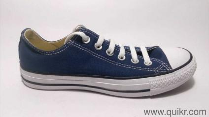 a92eff2b319c Converse Unisex Navy Sneakers - 5 UK India (Men 37.5 EU)(Women