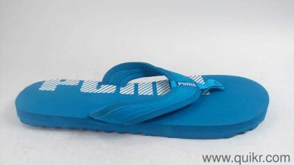 3f968a637 Puma Unisex Epic Flip V2 Idp Blue Danube and White Hawaii Thong Sandals - 9  UK