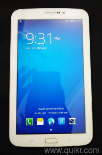 Samsung Tablet Model SM-T211
