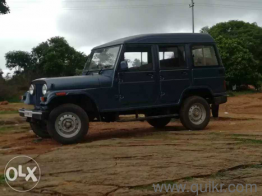 Mahindra Commander Find Best Deals Verified Listings At Quikrcars