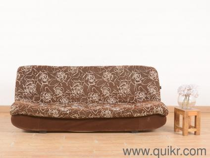 8ed22a47f1 Janiey 3-Seater Sofa cum Bed. QUIKR ASSURED Heavily Used Home   Lifestyle  ...