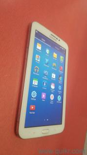 Samsung Galaxy Tab 3 t211 16gb calling tab 3g tablet for sell in good  condition around one year old without any accessories fixed price 3500rs