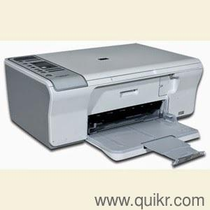 NEW DRIVERS: HP PRINTER F4288