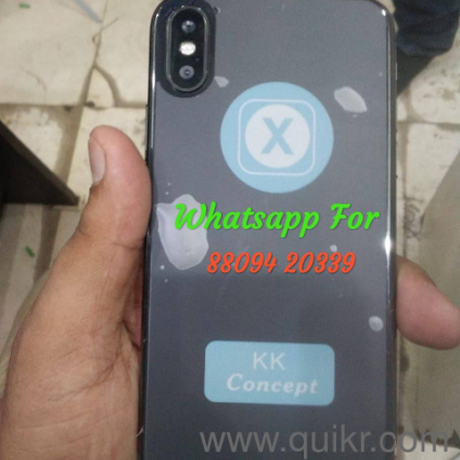 I phone x clone copy with 4gb ram ditto copy