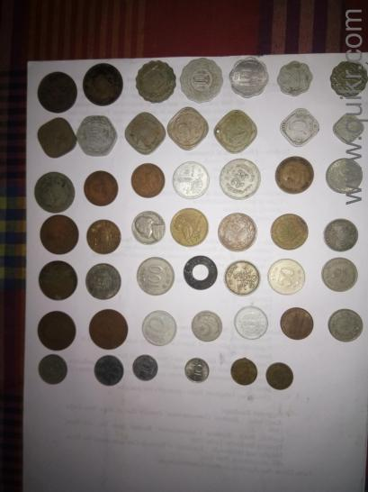 I want to sell my 80 Vintage Coins from India Pakistan U S China etc