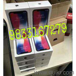 Iphone x 256gb available high quality imported mobile from California call  at 9833 167279
