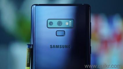 Call/Whatsapp 99582 75421 Samsung Galaxy Note 9 256GB ROM SUper Clone Model  #COD AVAIL