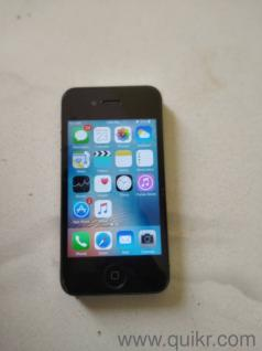 Apple iPhone 4s ( 16 gb ) in full tip top conditionNo any single scratch or  dentWant to sell it for Rs  1800 or can exchange it with a good mobile