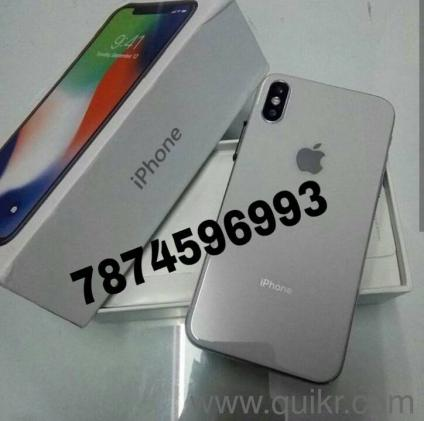 *7874596993 IPHONE X CLONE HIGH SUPER MASTER COPY MOBILE AS SAME 5 8 INCH  DISPLAY ORIGINAL FACE ID 4G MODEL JIO SUPPORT MOBILE @LOW PRICE CASH ON