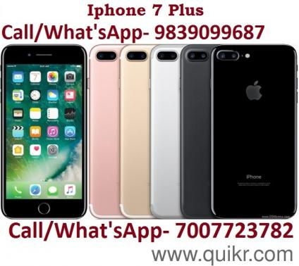 9839099687 Apple Iphone 7 Plus, COD All India, High Grade Copy, Water  Resistant, Available At Attractive Price