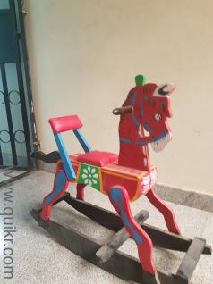 Wooden Mantapa With Doors Used Toys Games In Bangalore Home