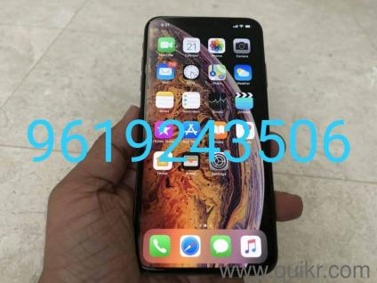 What's app 96+19+2435+06 I phone Xs Max 256 GB 4 GB ram iOS 11 12 new  sealed packed with bill box 1 year warranty