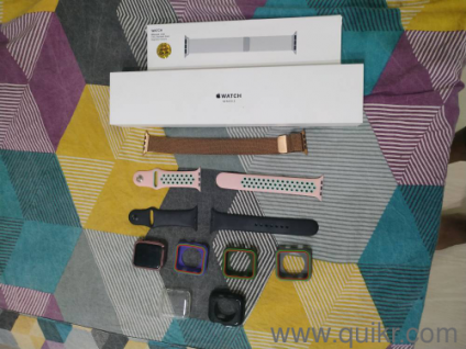 Apple watch 42mm extra straps and cases