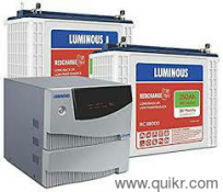 All Type Of Invertor And Battery