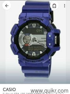 huge selection of e4e30 e0f55 casio g shock watch | Used Watches in Gurgaon | Home ...