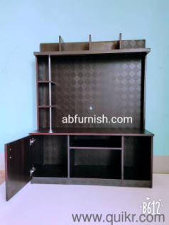 Tv Stand Designs And Prices In Chennai : Refurbished used tv units furniture online in chennai second