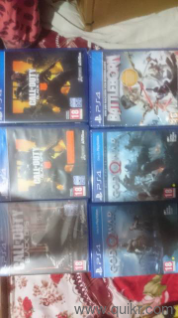 Ps4 new and used cds