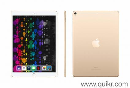 Apple iPad Pro (10 5-inch, Wi-Fi, 256GB) - Gold 2 months old with bill and  accessories
