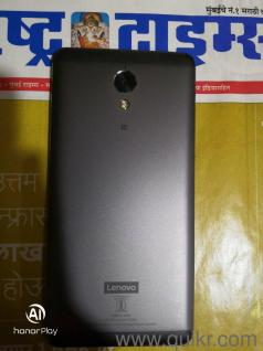 Lenovo P2 grey graphite colour 3 GB Ram 32 GB ROM expandable upto 128 GB   13 MP  rear and 5 MP front camera 5100 mah battery  snapdragon625 octacore