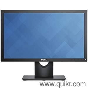 Dell monitor 18 5 inch new and working - Almost Computer Peripherals