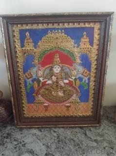 raja ravi varma paintings | Used Antiques - Handicrafts in Kochi