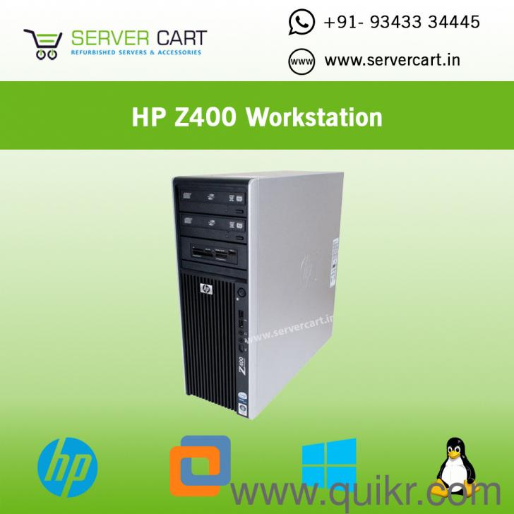HP Z400 Graphical Video Rendering WorkStation Computer - Almost