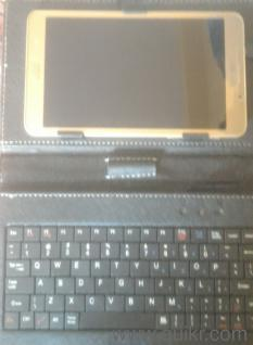 Samsung Jmax 7inch with free keyboard