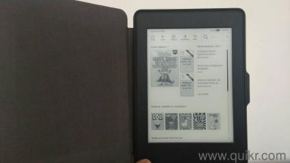 Amazon Kindle Reader with Original Cover - Unused as good as brand new
